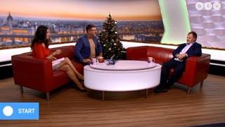 Évadzáró interjú az ATV Start műsorában