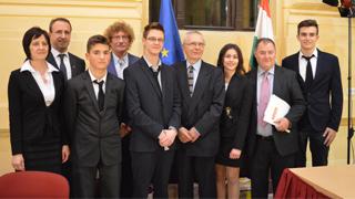 Debreceni gimnazisták nyerték az idei versenyt