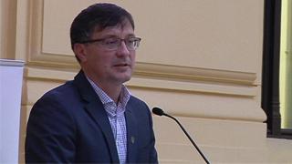 A BGE rektora köszöntötte a PénzSztár konferencia résztvevőit
